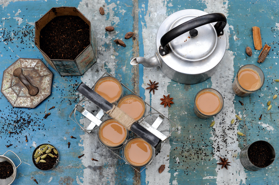Masala Chai by Nidhi Verma Recipe