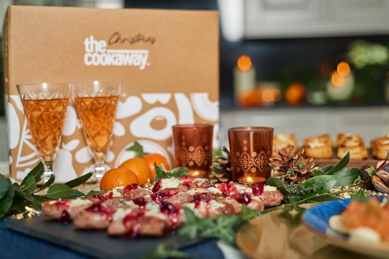 The Christmas Cookaway Boxes